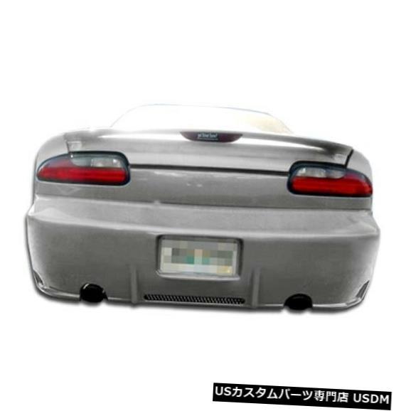 Rear Bumper 93-02シボレーカマロスナイパーデュラフレックスリアボディキットバンパー!!! 101215 93-02 Chevrolet Camaro Sniper Duraflex Rear Body Kit Bumper!!! 101215