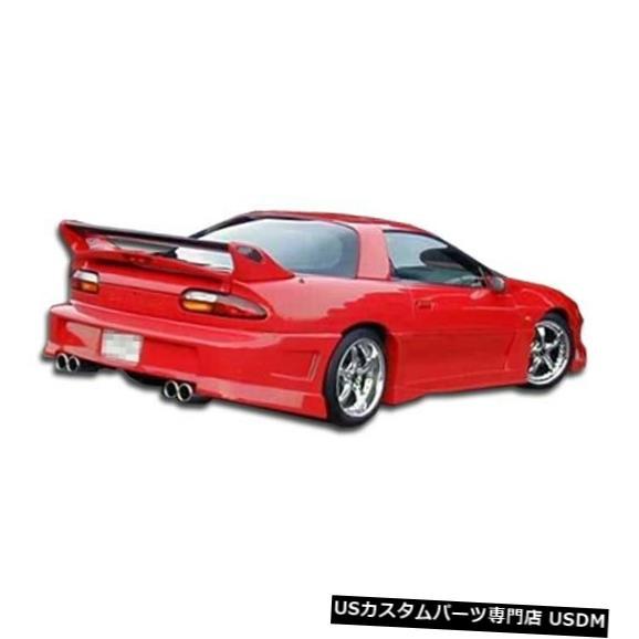 Rear Bumper 93-02シボレーカマロベニスデュラフレックスリアボディキットバンパー!!! 101220 93-02 Chevrolet Camaro Venice Duraflex Rear Body Kit Bumper!!! 101220