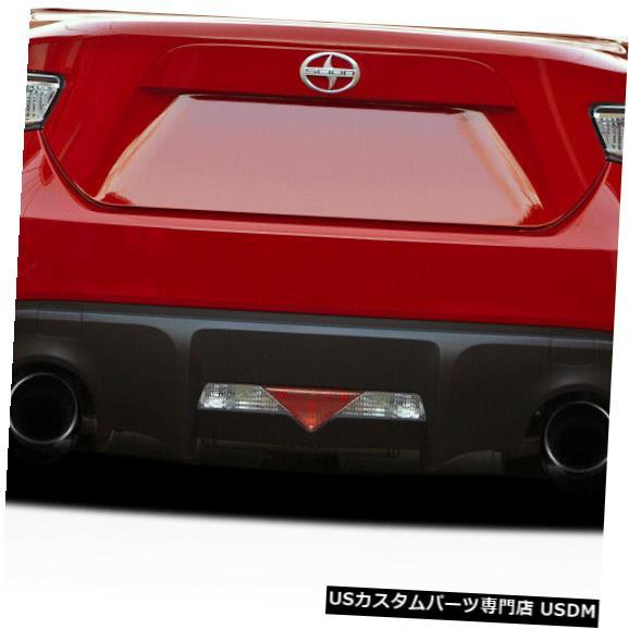 Rear Bumper 13-18 Scion FRS Modellista Look Duraflexリアバンパーアドオンボディキット!!! 112205 13-18 Scion FRS Modellista Look Duraflex Rear Bumper Add On Body Kit!!! 112205