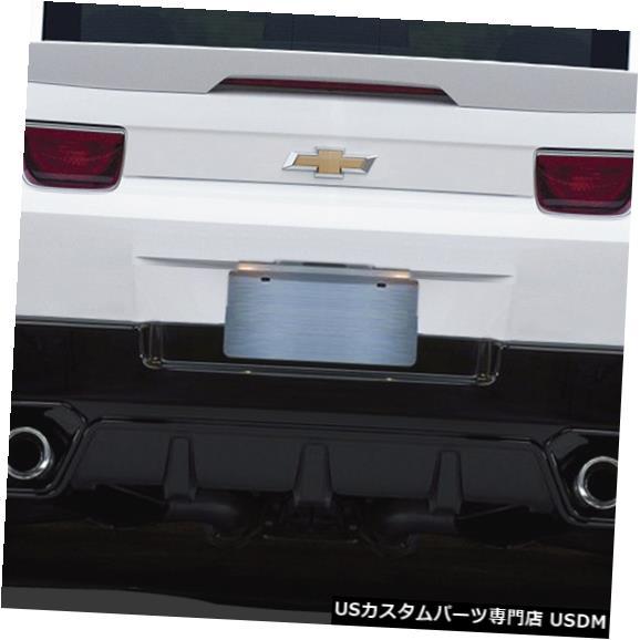 Rear Bumper 10-13シボレーカマロZ28ルックDuraflexリアボディキットバンパー!!! 109813 10-13 Chevrolet Camaro Z28 Look Duraflex Rear Body Kit Bumper!!! 109813