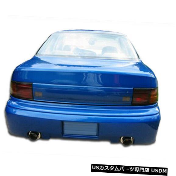Rear Bumper 92-96トヨタカムリスイフトデュラフレックスリアボディキットバンパー!!! 101208 92-96 Toyota Camry Swift Duraflex Rear Body Kit Bumper!!! 101208
