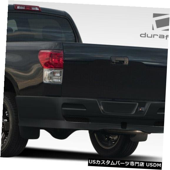 Rear Bumper 07-13トヨタツンドラBTデザインデュラフレックスリアボディキットバンパー!!! 108078 07-13 Toyota Tundra BT Design Duraflex Rear Body Kit Bumper!!! 108078