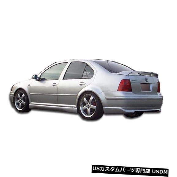 Rear Bumper 99-04フォルクスワーゲンジェッタOTGオーバーストックリアボディキットバンパー!!! 102192 99-04 Volkswagen Jetta OTG Overstock Rear Body Kit Bumper!!! 102192