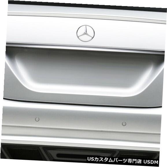 Rear Bumper 07-09メルセデスSクラスエロスV.2デュラフレックスリアボディキットバンパー!!! 107794 07-09 Mercedes S Class Eros V.2 Duraflex Rear Body Kit Bumper!!! 107794