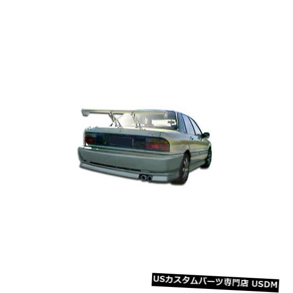 Rear Bumper 89-93三菱ギャランサイバーオーバーストックリアボディキットバンパー!!! 100832 89-93 Mitsubishi Galant Cyber Overstock Rear Body Kit Bumper!!! 100832