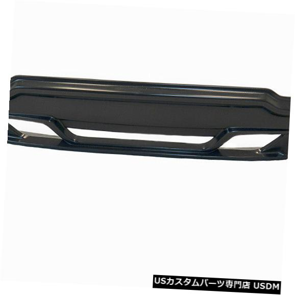 Rear Bumper 14-18マセラティジブリKBDスタイルKBDウレタンリアボディキットバンパーリップ!!! 37-6101 14-18 Maserati Ghibli KBD Style KBD Urethane Rear Body Kit Bumper Lip!!! 37-6101