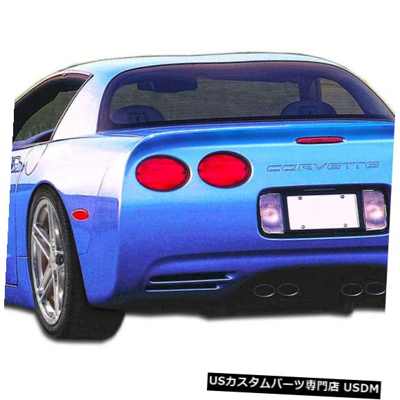 Rear Bumper 97-04シボレーコルベットSP-Rデュラフレックスリアボディキットバンパー!!! 107032 97-04 Chevrolet Corvette SP-R Duraflex Rear Body Kit Bumper!!! 107032