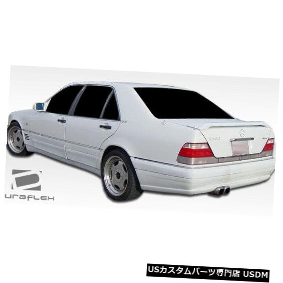 Rear Bumper 92-99メルセデスSクラスLR-Sオーバーストックリアボディキットバンパー!!! 105095 92-99 Mercedes S Class LR-S Overstock Rear Body Kit Bumper!!! 105095