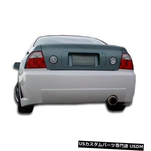 Rear Bumper 96-97 Honda Accord 2DR B-2 Duraflexリアボディキットバンパー!!! 103266 96-97 Honda Accord 2DR B-2 Duraflex Rear Body Kit Bumper!!! 103266