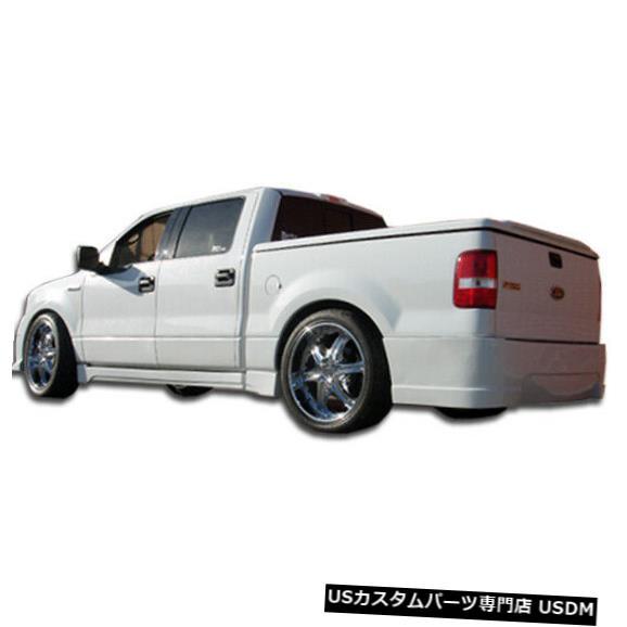 Rear Bumper 04-08フォードF150 4DRプラチナDuraflexリアボディキットバンパー!!! 102262 04-08 Ford F150 4DR Platinum Duraflex Rear Body Kit Bumper!!! 102262