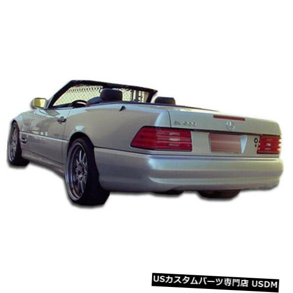 Rear Bumper 90-02メルセデスSL AMGルックDuraflexリアボディキットバンパー!!! 103090 90-02 Mercedes SL AMG Look Duraflex Rear Body Kit Bumper!!! 103090