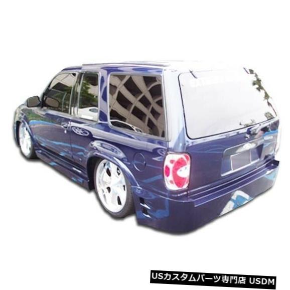 Rear Bumper 95-00フォードエクスプローラープラチナオーバーストックリアボディキットバンパー!!! 101585 95-00 Ford Explorer Platinum Overstock Rear Body Kit Bumper!!! 101585
