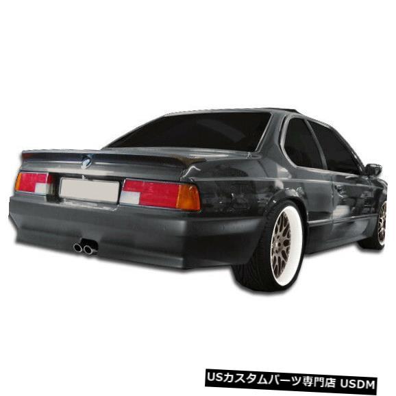 第一ネット Rear Bumper 76-89 BMW 6シリーズ2DR ZR-S Duraflexリアボディキットバンパー!!! 105357 76-89 BMW 6 Series 2DR ZR-S Duraflex Rear Body Kit Bumper!!! 105357, ソファ専門店 SOFAMART fad800ad