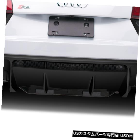 Rear Bumper 08-15アウディR8 AFシグネチャーシリーズ機能リアボディキットバンパー!!! 113066 08-15 Audi R8 AF Signature Series Function Rear Body Kit Bumper!!! 113066