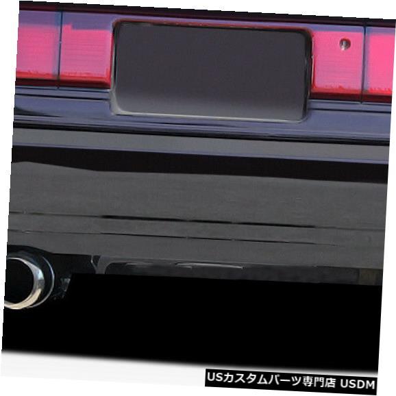 Rear Bumper 86-92トヨタスープラAB-Fデュラフレックスリアバンパーアドオンボディキット!!! 109658 86-92 Toyota Supra AB-F Duraflex Rear Bumper Add On Body Kit!!! 109658