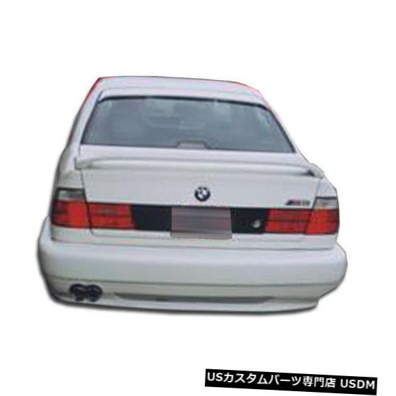 Rear Bumper 89-95 BMW 5シリーズ4DR Mパワーデュラフレックスリアボディキットバンパー!!! 103528 89-95 BMW 5 Series 4DR M Power Duraflex Rear Body Kit Bumper!!! 103528
