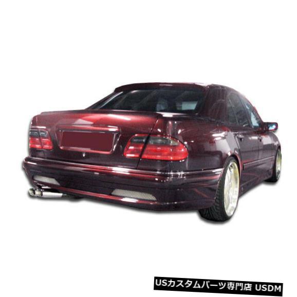 Rear Bumper 96-99メルセデスEクラスLR-Sデュラフレックスリアボディキットバンパー!!! 103493 96-99 Mercedes E Class LR-S Duraflex Rear Body Kit Bumper!!! 103493