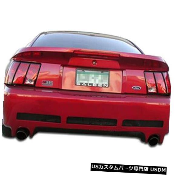 Rear Bumper 99-04フォードマスタングコルトクチュールリアボディキットバンパー!!! 104405 99-04 Ford Mustang Colt Couture Rear Body Kit Bumper!!! 104405