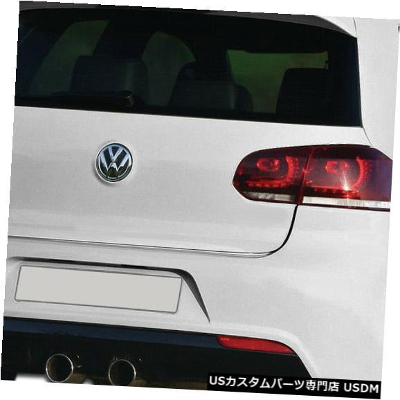 Rear Bumper 10-18フォルクスワーゲンゴルフRルックDuraflexリアボディキットバンパー!!! 107534 10-18 Volkswagen Golf R Look Duraflex Rear Body Kit Bumper!!! 107534