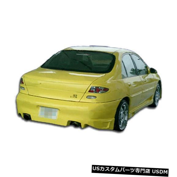 Rear Bumper 97-02フォードエスコート4DRバディデュラフレックスリアバンパーリップボディキット!!! 101818 97-02 Ford Escort 4DR Buddy Duraflex Rear Bumper Lip Body Kit!!! 101818