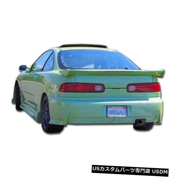 Rear Bumper 94-01 Acura Integra 2DR Xtreme Duraflexリアボディキットバンパー!!! 101378 94-01 Acura Integra 2DR Xtreme Duraflex Rear Body Kit Bumper!!! 101378