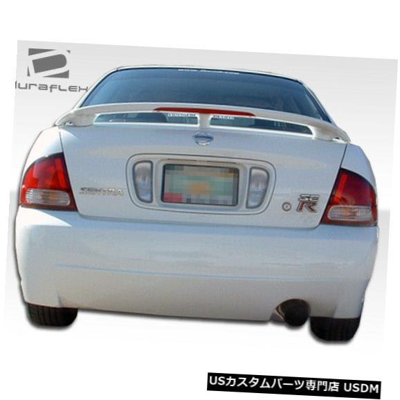 Rear Bumper 00-03日産セントラB-2オーバーストックリアボディキットバンパーに適合!!! 100146 00-03 Fits Nissan Sentra B-2 Overstock Rear Body Kit Bumper!!! 100146