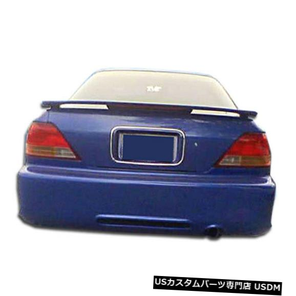 Rear Bumper 96-98アキュラTLスカイラインオーバーストックリアボディキットバンパー!!! 101704 96-98 Acura TL Skyline Overstock Rear Body Kit Bumper!!! 101704