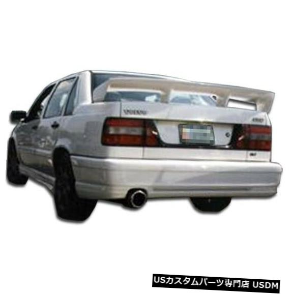 Rear Bumper 93-97 Volvo 850 4DR DTM Overstockリアボディキットバンパー!!! 101348 93-97 Volvo 850 4DR DTM Overstock Rear Body Kit Bumper!!! 101348