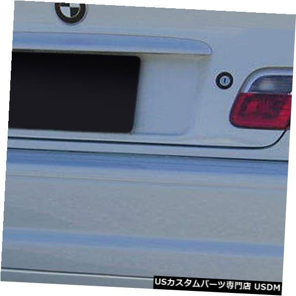 Rear Bumper 99-06 BMW 3シリーズCSLルックDuraflexリアボディキットバンパー!!! 108623 99-06 BMW 3 Series CSL Look Duraflex Rear Body Kit Bumper!!! 108623