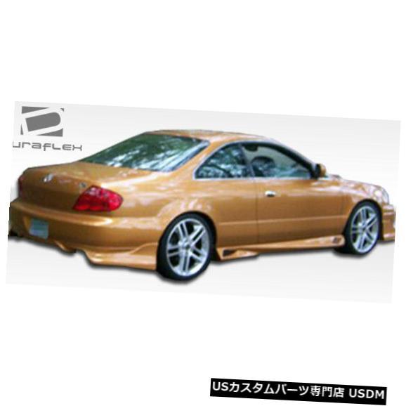 Rear Bumper 01-03アキュラCLサイバーデュラフレックスリアボディキットバンパー!!! 100215 01-03 Acura CL Cyber Duraflex Rear Body Kit Bumper!!! 100215