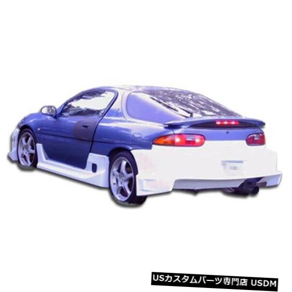 Rear Bumper 92-95マツダMX3ドリフターオーバーストックリアボディキットバンパー!!! 101191 92-95 Mazda MX3 Drifter Overstock Rear Body Kit Bumper!!! 101191