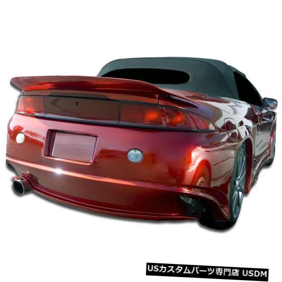 Rear Bumper 97-99三菱エクリプスミレニアムオーバーストックリアワイドボディキットバンパー!!! 105579 97-99 Mitsubishi Eclipse Millenium Overstock Rear Wide Body Kit Bumper!!! 105579