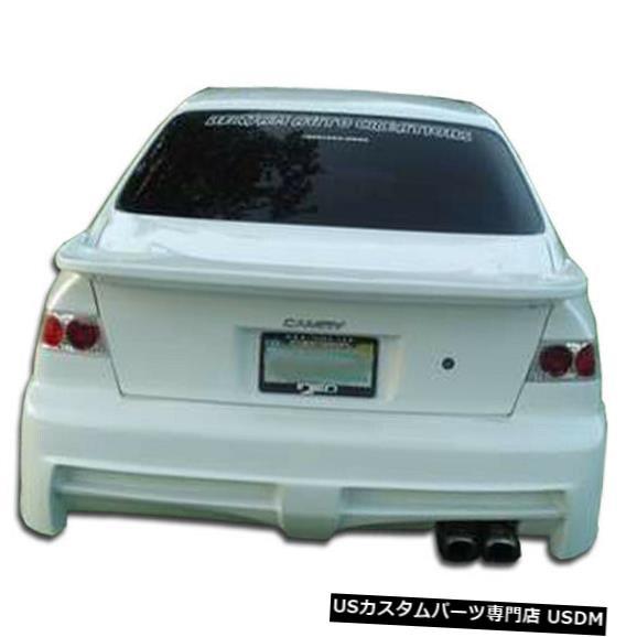Rear Bumper 97-01トヨタカムリエクストリームデュラフレックスリアボディキットバンパー!!! 101925 97-01 Toyota Camry Xtreme Duraflex Rear Body Kit Bumper!!! 101925