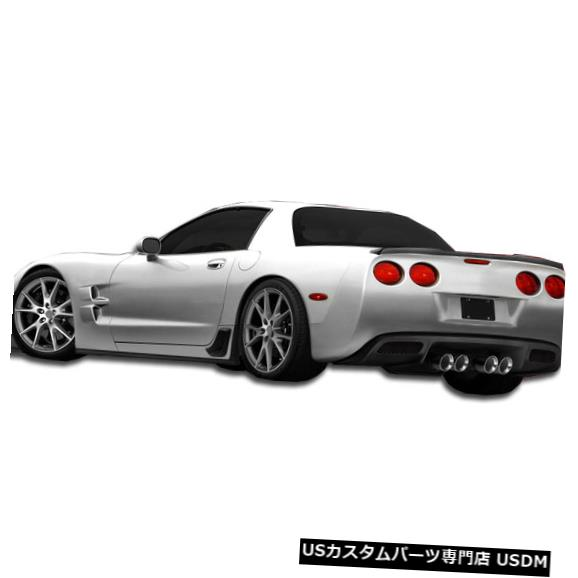 Rear Bumper 97-04シボレーコルベットZRエディションデュラフレックスリアボディキットバンパー!!! 105698 97-04 Chevrolet Corvette ZR Edition Duraflex Rear Body Kit Bumper!!! 105698