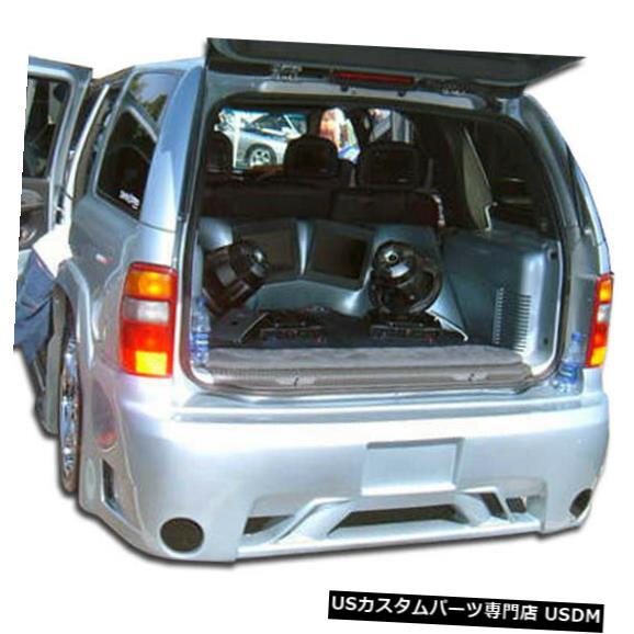 激安直営店 Rear Bumper 00-06シボレーサバーバンプラチナDuraflexリアボディキットバンパー!!! 100014 00-06 Chevrolet Suburban Platinum Duraflex Rear Body Kit Bumper!!! 100014, イズクラブ 89a3dcd1