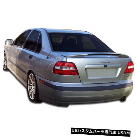 Rear Bumper 01-04ボルボS40 MS-Rオーバーストックリアバンパーリップボディキット!!! 105454 01-04 Volvo S40 MS-R Overstock Rear Bumper Lip Body Kit!!! 105454