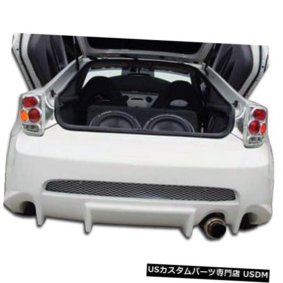 Rear Bumper 00-05トヨタセリカベイダーデュラフレックスリアボディキットバンパー!!! 100199 00-05 Toyota Celica Vader Duraflex Rear Body Kit Bumper!!! 100199