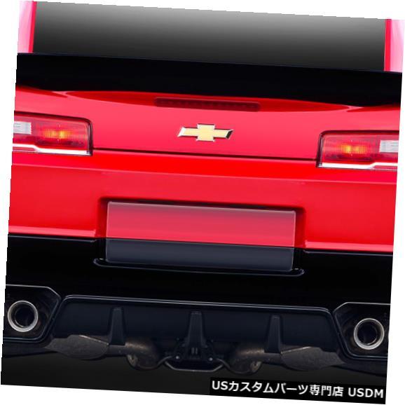 Rear Bumper 14-15シボレーカマロZ28デュラフレックスリアボディキットバンパー!!! 112364 14-15 Chevrolet Camaro Z28 Duraflex Rear Body Kit Bumper!!! 112364