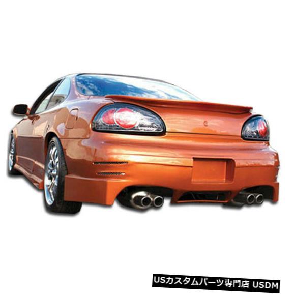 Rear Bumper 97-03ポンティアックグランプリF-1デュラフレックスリアボディキットバンパー!!! 101904 97-03 Pontiac Grand Prix F-1 Duraflex Rear Body Kit Bumper!!! 101904