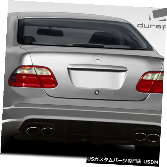 Rear Bumper 98-02メルセデスCLK C63外観Duraflexリアボディキットバンパー!!! 108056 98-02 Mercedes CLK C63 Look Duraflex Rear Body Kit Bumper!!! 108056