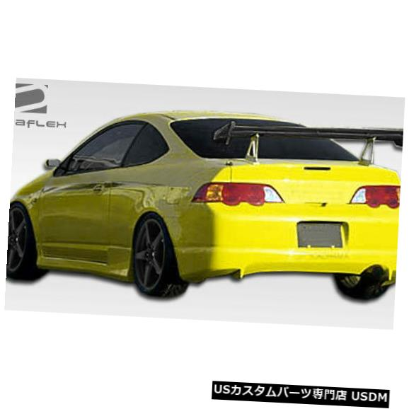 Rear Bumper 05-06アキュラRSX J-Specオーバーストックリアバンパーリップボディキット!!! 107159 05-06 Acura RSX J-Spec Overstock Rear Bumper Lip Body Kit!!! 107159