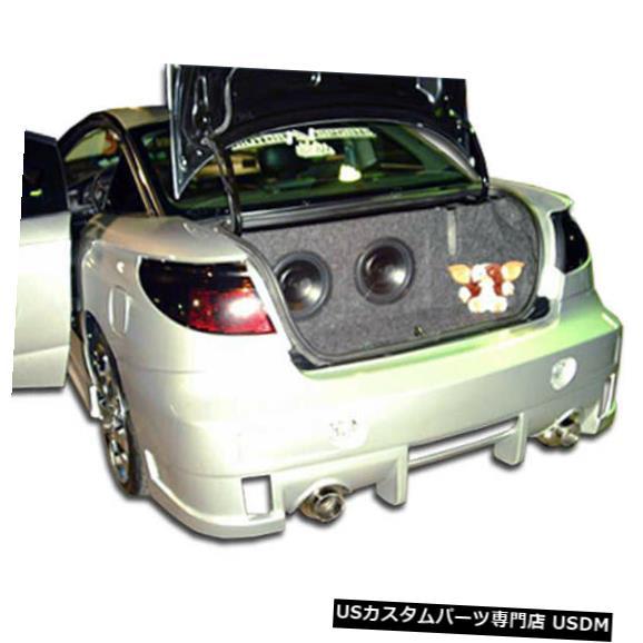 Rear Bumper 01-02サターンSC2 EVO 4オーバーストックリアボディキットバンパー!!! 102167 01-02 Saturn SC2 EVO 4 Overstock Rear Body Kit Bumper!!! 102167