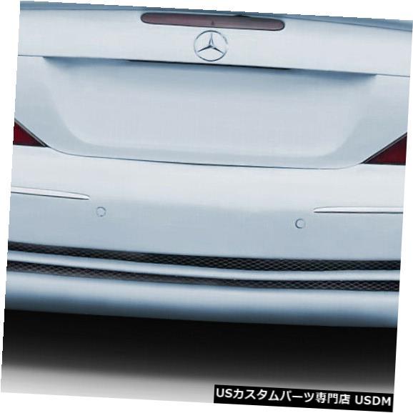 Rear Bumper 03-12メルセデスSL LR-S F1デュラフレックスリアボディキットバンパー!!! 112837 03-12 Mercedes SL LR-S F1 Duraflex Rear Body Kit Bumper!!! 112837