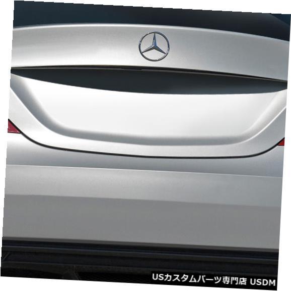Rear Bumper 14-15メルセデスCLAブラックシリーズルックDuraflexリアボディキットバンパー!!! 112008 14-15 Mercedes CLA Black Series Look Duraflex Rear Body Kit Bumper!!! 112008
