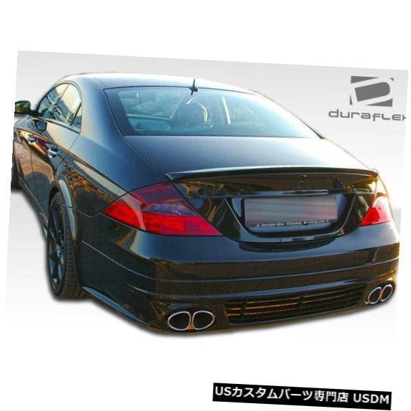 Rear Bumper 06-11メルセデスCLS LR-Sデュラフレックスリアボディキットバンパー!!! 105944 06-11 Mercedes CLS LR-S Duraflex Rear Body Kit Bumper!!! 105944