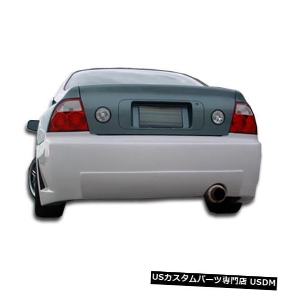 Rear Bumper 94-95 Honda Accord 2DR B-2 Duraflexリアボディキットバンパー!!! 103258 94-95 Honda Accord 2DR B-2 Duraflex Rear Body Kit Bumper!!! 103258