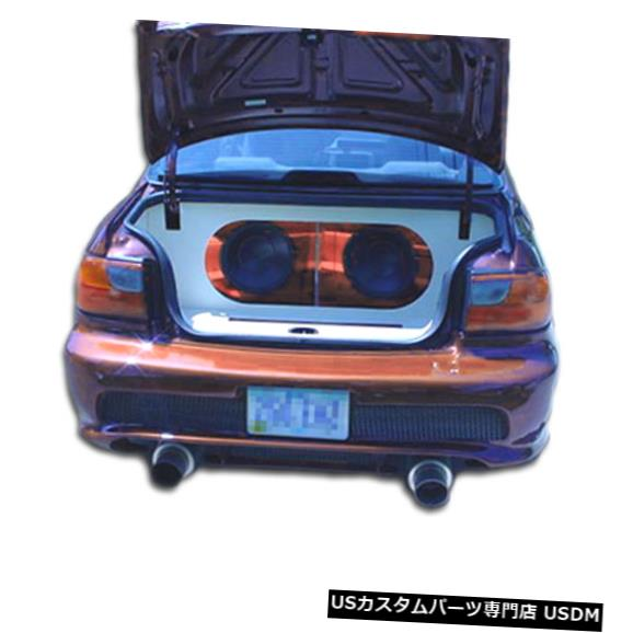 Rear Bumper 97-03シボレーマリブコンバットオーバーストックリアボディキットバンパー!!! 101806 97-03 Chevrolet Malibu Kombat Overstock Rear Body Kit Bumper!!! 101806