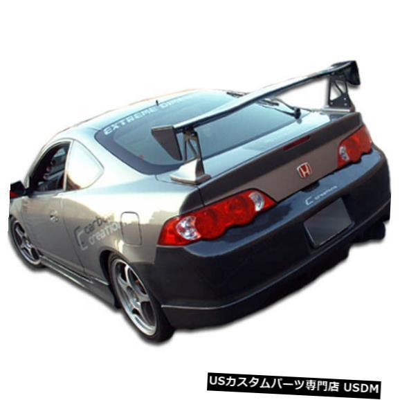 Rear Bumper 02-04 Acura RSX Type M Duraflexリアボディキットバンパー!!! 100310 02-04 Acura RSX Type M Duraflex Rear Body Kit Bumper!!! 100310