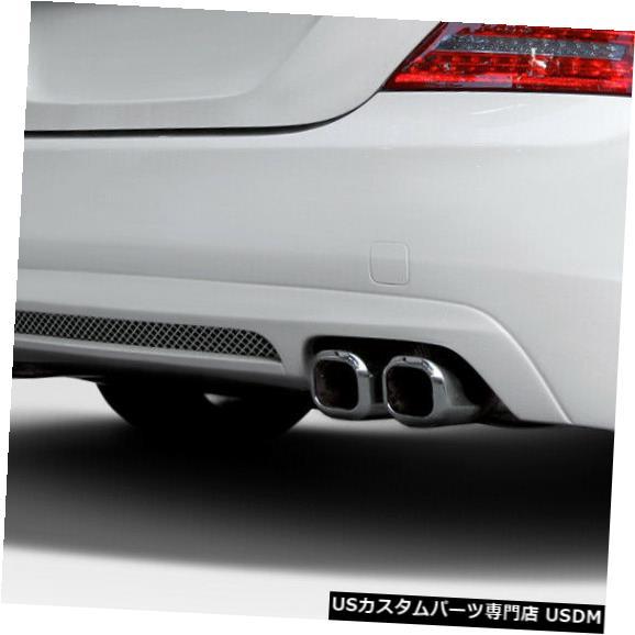 Rear Bumper 10-13メルセデスSクラスLR-Sデュラフレックスリアボディキットバンパー!!! 112816 10-13 Mercedes S Class LR-S Duraflex Rear Body Kit Bumper!!! 112816