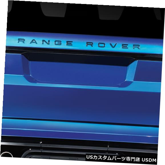 Rear Bumper 14-15ランドローバーレンジローバースポーツSVR Look Vaeroリアボディキットバンパー!!! 112655 14-15 Land Rover Range Rover Sport SVR Look Vaero Rear Body Kit Bumper!!! 112655